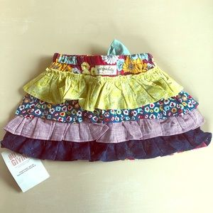 NWT Adorable Persnickety Skirt